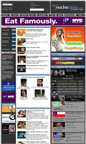 portal latino personals Matchcom, the leading online dating resource for singles search through  thousands of personals and photos go ahead, it's free to look.