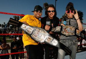 Frankie Needles, Jimmy Hart and Crash
