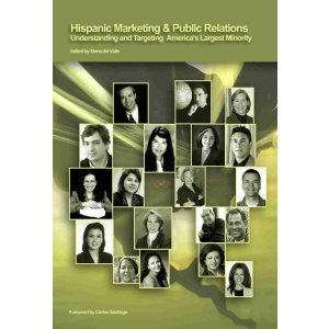 Hispanic Marketing & Public Relations book cover