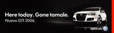 VW Tamale ad