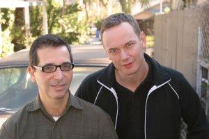 Richard Glatzer and Wash Westmoreland