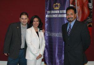 Robert Herrera, Aide Castro, and Edward Acevedo