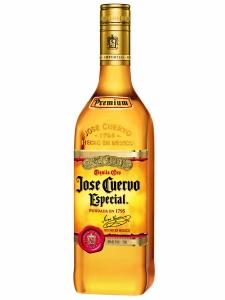 Jose Cuervo Especial bottle