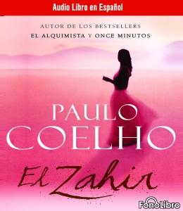 El Zahir audio book cover