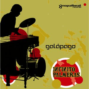 Infinito Palmeras by Galapago cover