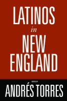 Latinos in New England book cover