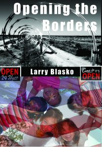 Opening the Borders book cover