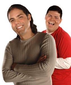 """Joel """"El Intruso"""" Santiago and Epi Colon"""