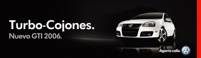VW Turbo-Cojones ad