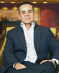 Edgar Ochoa, original programing director, AOL Latino