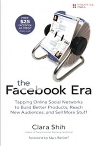 The Facebook Era book cover