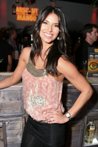 Roselyn Sanchez at the Absolut Vodka Mango event