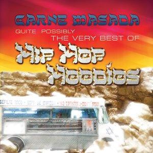 Hip Hop Hoodios Carne Masada album cover