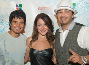 Jeremias, Valeria Gastaldi and Baby Bash