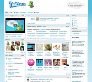 A Twitteros page