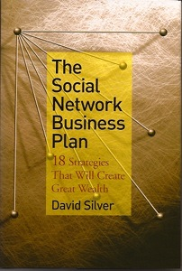 The Social Network Business Plan book cover