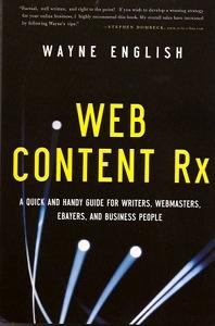 Web Content RX book cover