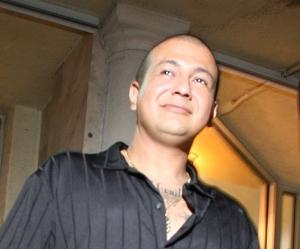 Jose Carrera, owner, Ocho Placas
