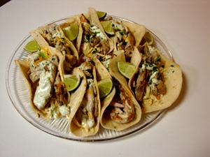 A dish at Rock Hard restaurant