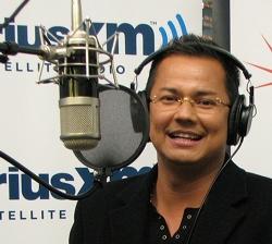 Charlie Zaa, guest DJ, SiriusXM
