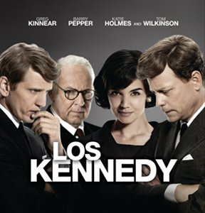 Los Kennedys, a miniseries with Spanish language voiceovers