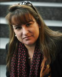 Patricia Quijano Dark, editor, Okespanol