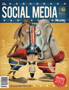 The Social Media Monthly magazine March 2012