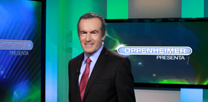 Andrés Oppenheimer in Oppenheimer Presenta