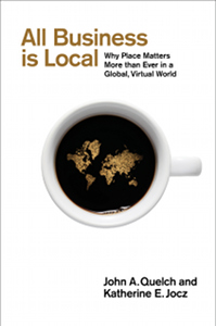 All Business Is Local book cover