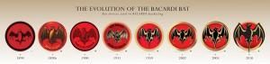 Bacardi bat evolution