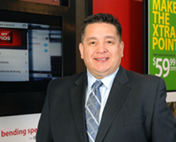 Oscar Madrid, director, Multicultural Marketing, Verizon