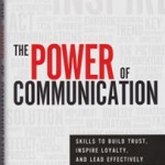 The Power of Communication book cover