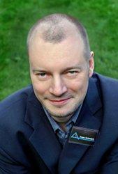 Jesper Stromback, co-editor, Political Public Relations
