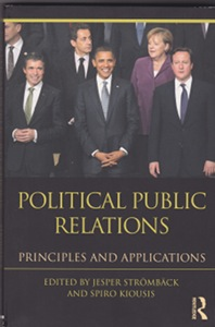 Political Public Relations book cover