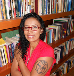 Adriana Paramo, author, Looking for Esperanza
