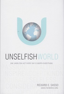 Unselfish World book cover