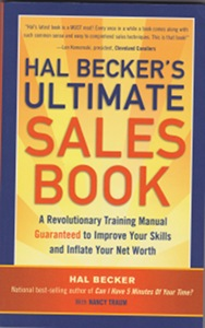 Hal Becker's Ultimate Sales Book