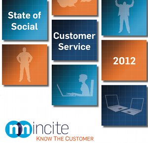 State of Social Customer Service Report 2012