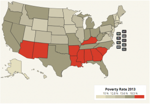 Talkpoverty.org Map