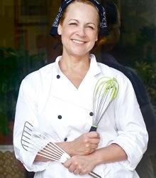 Chef Giovanna Huyke