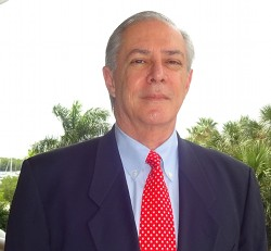 Ronald A. Lacayo, executive director, UTH Florida University