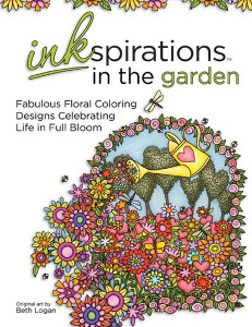 Inkspirations in the garden