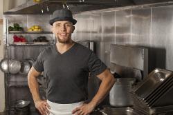Ronaldo Linares, author, Chef Ronaldo's Sabores De Cuba