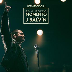 JBalvin Buchanan Es Nuestro Momento contest poster