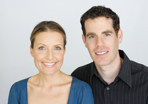 Alona Pulde, MD and Matthew Lederman, MD, co-authors, The Whole Foods Diet