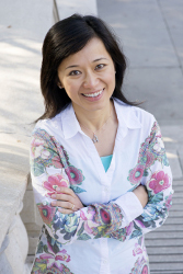 Esther Choy, author, Let the Story Do the Work